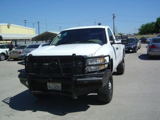 2012 Chevrolet Silverado 2500HD Work Truck San Antonio, Texas 2