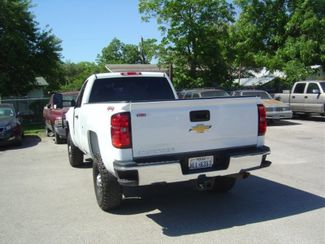 2012 Chevrolet Silverado 2500HD Work Truck San Antonio, Texas 7