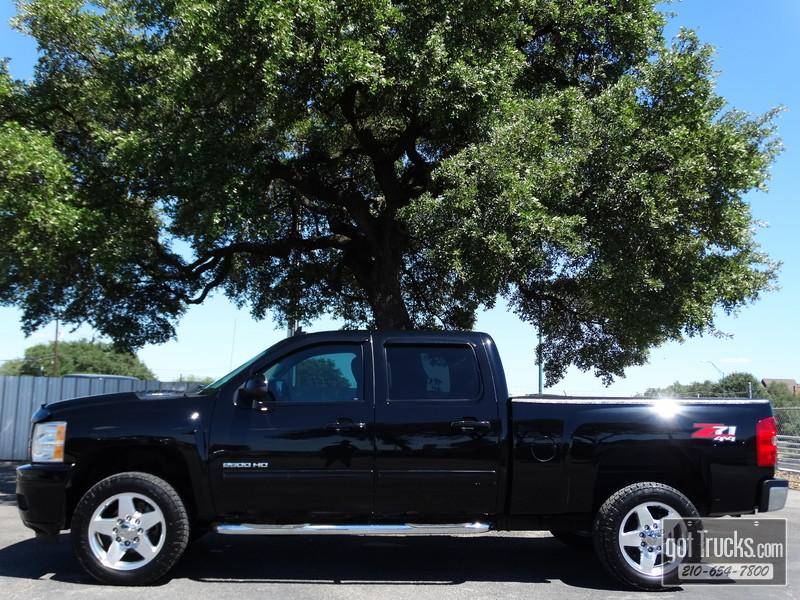 2012 Chevrolet Silverado 2500HD Crew Cab LTZ 6.0L V8 4X4 in San Antonio Texas