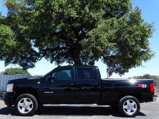 2012 Chevrolet Silverado 2500HD Crew Cab LTZ 6.0L V8 4X4 | American Auto Brokers San Antonio, TX in San Antonio Texas