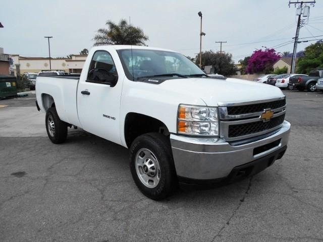 2012 Chevrolet Silverado 2500HD Work Truck Limited warranty included to assure your worry-free pur