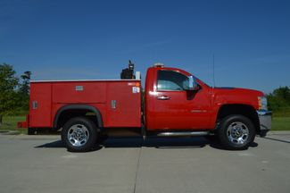 2012 Chevrolet Silverado 2500HD Work Truck Walker, Louisiana 2
