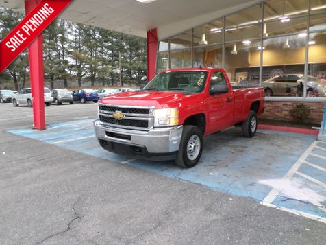 2012 Chevrolet Silverado 2500HD Work Truck in WATERBURY, CT