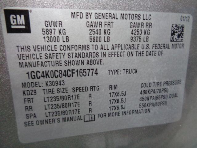 2012 Chevrolet Silverado 3500HD LT Corpus Christi, Texas 44