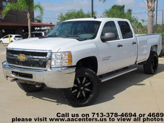 2012 Chevrolet Silverado 3500HD LT 4WD  | Houston, TX | American Auto Centers in Houston TX