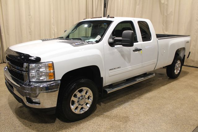 2012 Chevrolet Silverado 3500HD LT Roscoe, Illinois 2