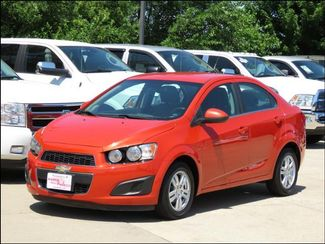 2012 Chevrolet Sonic LT Inferno Orange Metallic  in  Iowa