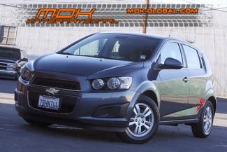2012 Chevrolet Sonic LT - Manual - Hatchback in Los Angeles