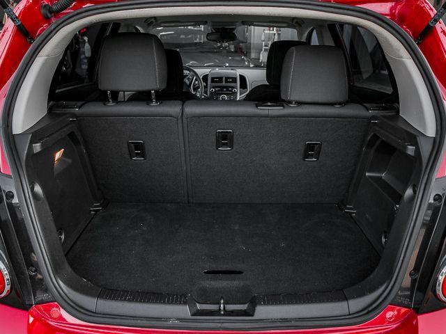 2012 Chevrolet Sonic LT Burbank, CA 15