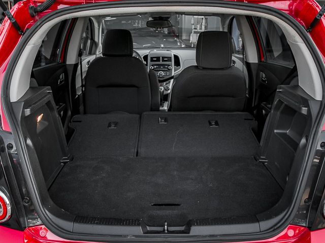 2012 Chevrolet Sonic LT Burbank, CA 16