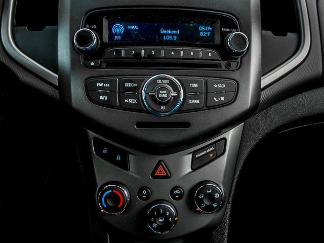2012 Chevrolet Sonic LT Burbank, CA 18