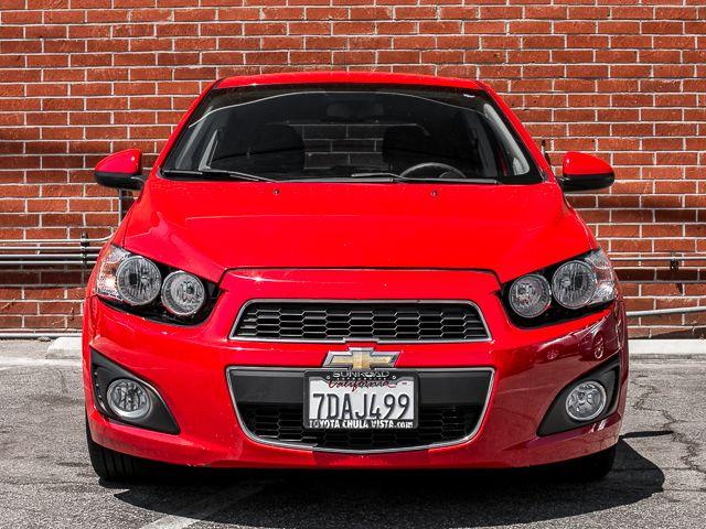 2012 Chevrolet Sonic LT Burbank, CA 1