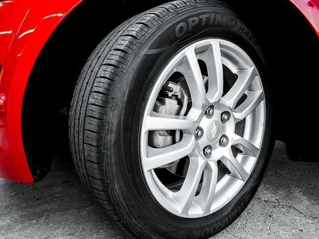 2012 Chevrolet Sonic LT Burbank, CA 20
