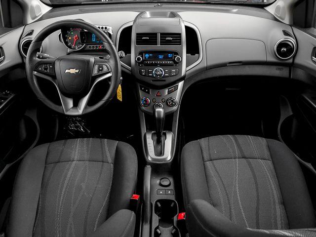 2012 Chevrolet Sonic LT Burbank, CA 8