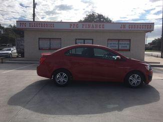 2012 Chevrolet Sonic LS Devine, Texas 2