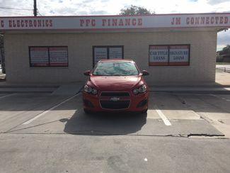 2012 Chevrolet Sonic LS Devine, Texas 3