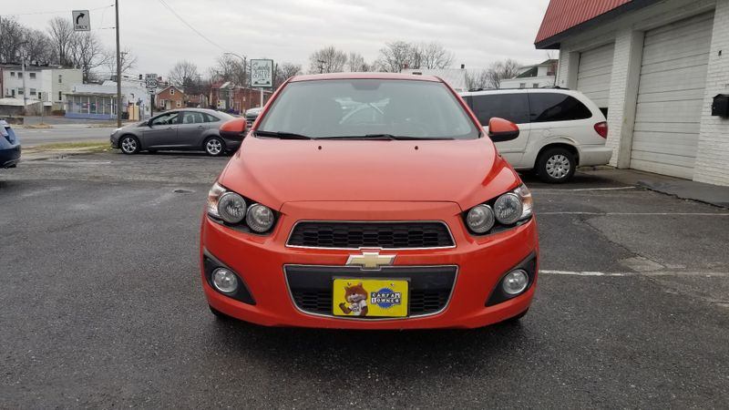 2012 Chevrolet Sonic LTZ  in Frederick, Maryland