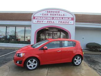 2012 Chevrolet Sonic LTZ Fremont, Ohio