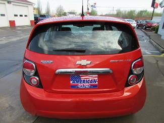 2012 Chevrolet Sonic LTZ Fremont, Ohio 1