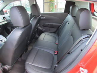 2012 Chevrolet Sonic LTZ Fremont, Ohio 10