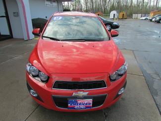 2012 Chevrolet Sonic LTZ Fremont, Ohio 3