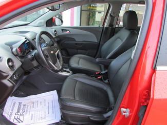 2012 Chevrolet Sonic LTZ Fremont, Ohio 5