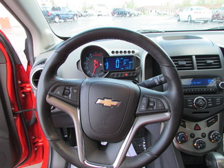 2012 Chevrolet Sonic LTZ Fremont, Ohio 6