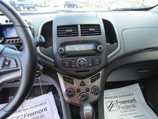 2012 Chevrolet Sonic LTZ Fremont, Ohio 7