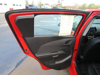 2012 Chevrolet Sonic LTZ Fremont, Ohio 9