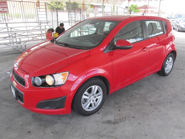 2012 Chevrolet Sonic LS This particular Vehicles true mileage is unknown TMU Please call or e-