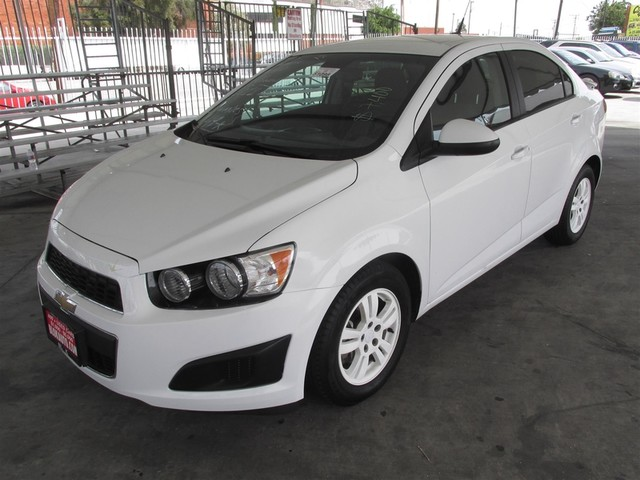 2012 Chevrolet Sonic LS This particular vehicle has a SALVAGE title Please call or email to check