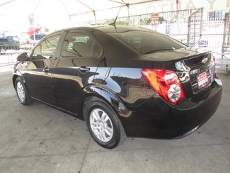 2012 Chevrolet Sonic LS Gardena, California 1
