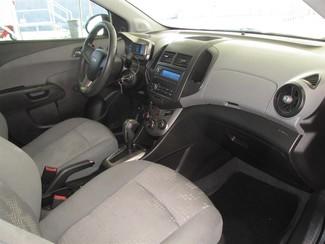 2012 Chevrolet Sonic LS Gardena, California 8