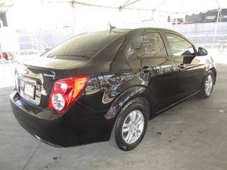 2012 Chevrolet Sonic LS Gardena, California 2