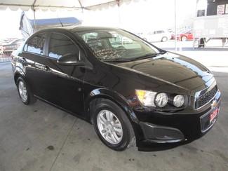 2012 Chevrolet Sonic LS Gardena, California 3