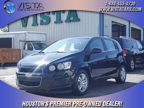 2012 Chevrolet Sonic LT in Houston, Texas
