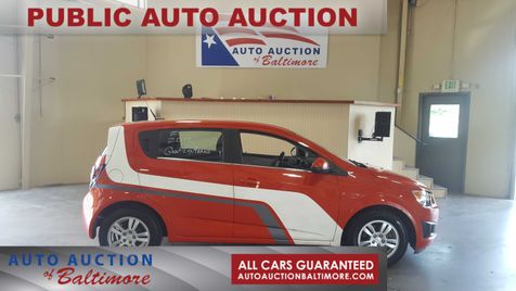 2012 Chevrolet Sonic LT | JOPPA, MD | Auto Auction of Baltimore  in JOPPA, MD