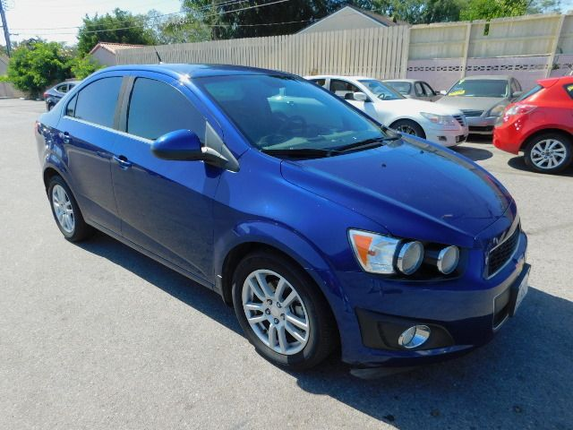 2012 Chevrolet Sonic LT Limited warranty included to assure your worry-free purchase AutoCheck re
