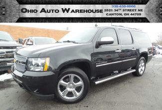 2012 Chevrolet Suburban LTZ 4x4 Navi Sunroof Tv/DVD Cln Carfax We Finance | Canton, Ohio | Ohio Auto Warehouse LLC in  Ohio