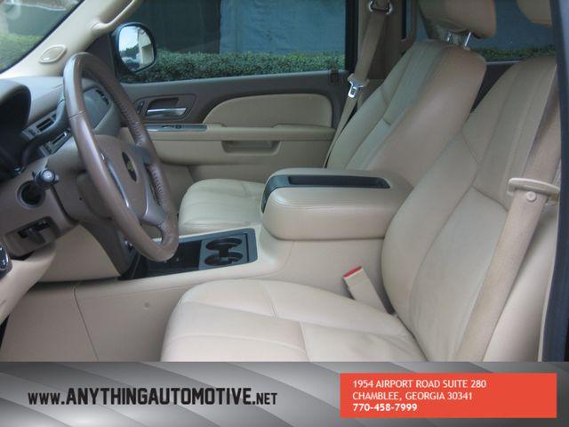 2012 Chevrolet Suburban LT 4WD Z71 Chamblee, Georgia 34