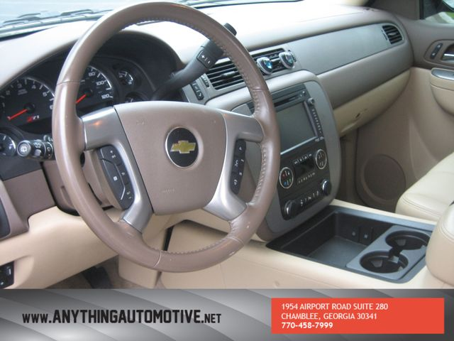 2012 Chevrolet Suburban LT 4WD Z71 Chamblee, Georgia 35