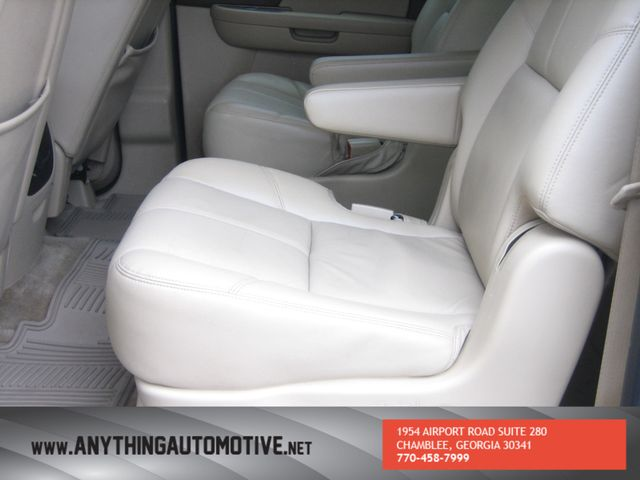2012 Chevrolet Suburban LT 4WD Z71 Chamblee, Georgia 37