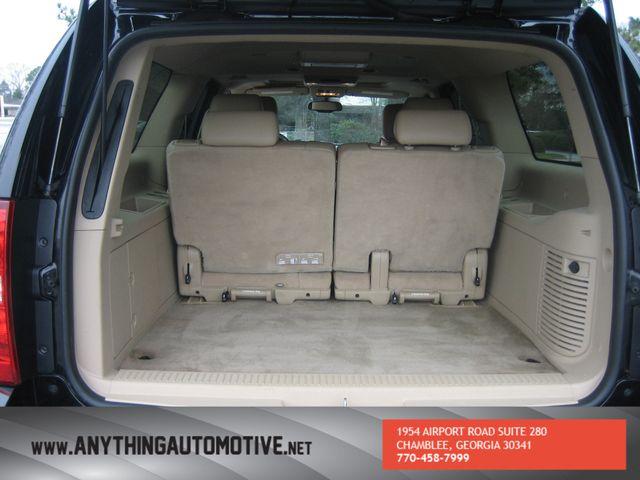 2012 Chevrolet Suburban LT 4WD Z71 Chamblee, Georgia 40