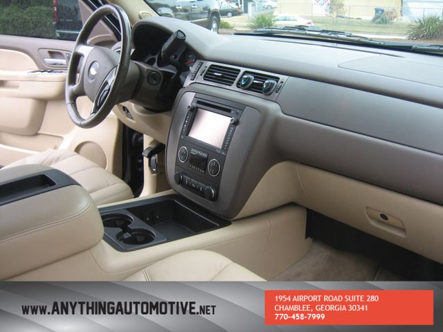 2012 Chevrolet Suburban LT 4WD Z71 Chamblee, Georgia 48