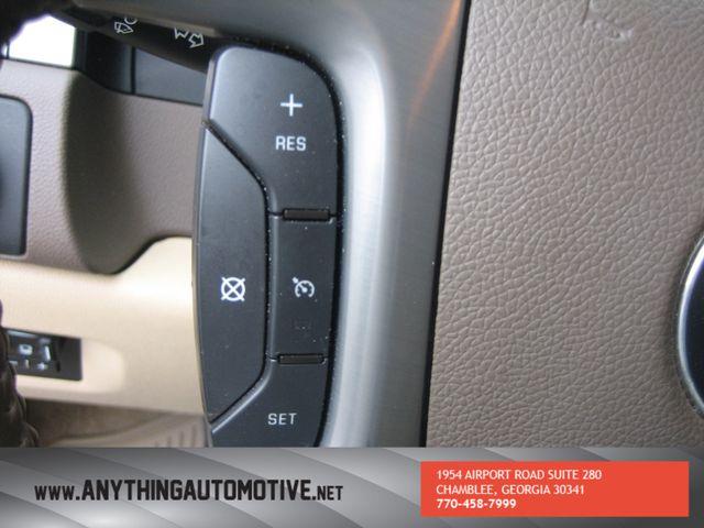2012 Chevrolet Suburban LT 4WD Z71 Chamblee, Georgia 53