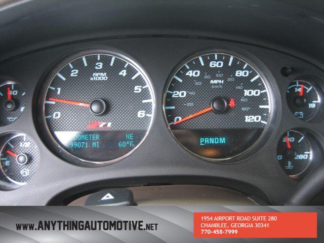 2012 Chevrolet Suburban LT 4WD Z71 Chamblee, Georgia 55
