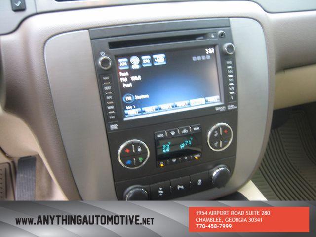 2012 Chevrolet Suburban LT 4WD Z71 Chamblee, Georgia 56