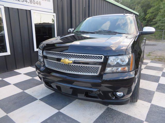 2012 Chevrolet Suburban LT Charlotte-Matthews, North Carolina 22