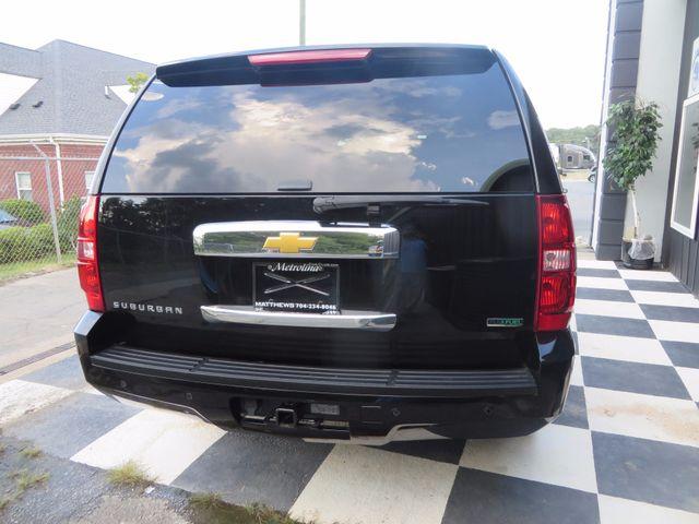 2012 Chevrolet Suburban LT Charlotte-Matthews, North Carolina 24