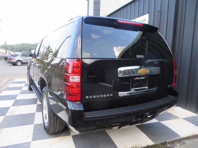2012 Chevrolet Suburban LT Charlotte-Matthews, North Carolina 31